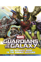Купити - Книжки - Marvel Guardians of the Galaxy. The Ultimate Guide to the Cosmic Outlaws