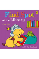Купити - Книжки - Find Spot at the Library
