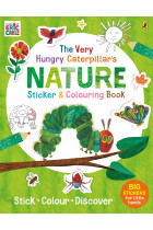 Купити - Книжки - The Very Hungry Caterpillar's Nature Activity Book