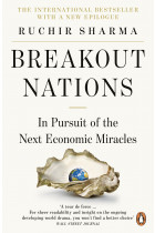 Купити - Книжки - Breakout Nations. In Pursuit of the Next Economic Miracles