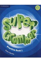 Купити - Книжки - Super Minds Level 1 Super Grammar Book