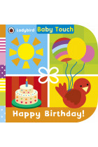Купити - Книжки - Ladybird Baby Touch. Happy Birthday!