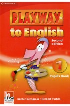 Купити - Книжки - Playway to English 1. Pupil's Book. Second Edition