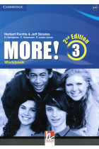 More! Level 3. Second Edition. Workbook