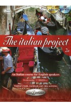 Купити - Книжки - The Italian Project: Student's Book (+2 CD-ROM)