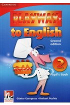 Купити - Книжки - Playway to English 2. Pupil's Book. Second Edition