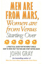 Купити - Книжки - Men are from Mars, Women are from Venus. Starting Over