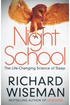 Купити - Книжки - Night School. The Life-Changing Science of Sleep