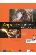 Купити - Книжки - Aspekte junior B1+. Kursbuch