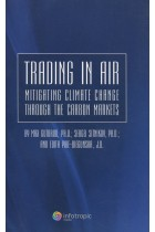 Купити - Книжки - Trading in Air: Mitigating Climate Change Through the Carbon Markets