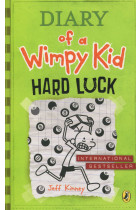 Купити - Книжки - Diary of a Wimpy Kid. Book 8. Hard Luck