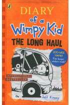 Купити - Книжки - Diary of a Wimpy Kid. Book 9. The Long Haul (+ stickers)