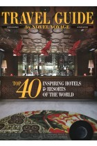 Купити - Книжки - Travel Guide by Novel Voyage. Top 40 Inspiring Hotels & Resorts of the World