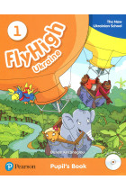 Купити - Книжки - Fly High Ukraine 1. Pupil's Book (+ CD-ROM)