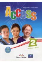 Купити - Книжки - Access 2 Student's Book (+ CD-ROM)
