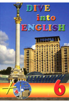 Купити - Книжки - Dive into English 6 Student´s Book (+CD ROM)