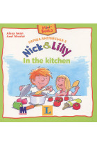 Купити - Книжки - Nick and Lilly. In the kitchen