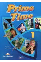 Купити - Книжки - Prime Time 1 Student's Book (+ CD-ROM)