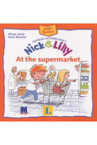 Купити - Книжки - Nick and Lilly. At the supermarket