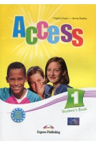 Купити - Книжки - Access 1 Student's Book (+ CD-ROM)