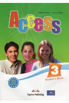 Купити - Книжки - Access 3 Student's Book (+ CD-ROM)