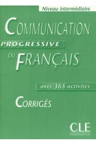 Купити - Книжки - Communication Progressive Du Francais Key