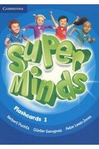 Купити - Книжки - Super Minds 1 Flashcards (Pack of 103)