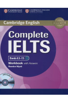 Купити - Книжки - Complete IELTS Bands 6.5-7.5 Workbook with Answers (+ Audio-CD)