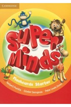 Купити - Книжки - Super Minds Starter Flashcards (Pack of 78)
