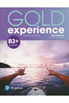 Купити - Книжки - Gold Experience 2nd Edition B2 Student's Book