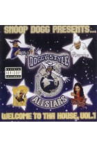 Купити - Музика - Snoop Dogg Presents: Doggy Style Allstars. Welcome to Tha House. vol.1