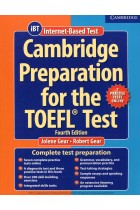 Купити - Книжки - Cambridge Preparation TOEFL Test 4th Ed with Online Practice Tests