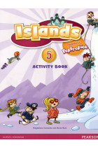 Купити - Книжки - Islands. Level 5. Activity Book