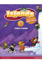 Купити - Книжки - Islands. Level 5. Pupil's Book