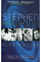 Купити - Книжки - Stephen Hawking: A Life in Science