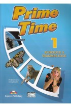 Купити - Книжки - Prime Time 1. Workbook & Grammar Book