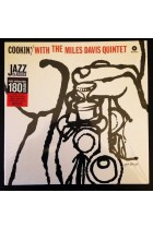 Купити - Музика - The Miles Davis Quintet: Cookin' With The Miles Davis Quintet (Vinyl, LP) (Import)