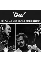 Купити - Музика - Joe Pass and Niels-Henning Orsted Pedersen: Chops (Vinyl, LP) (Import)