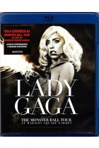 Купити - Музика - Lady Gaga: The Monster Ball Tour At Madison Square Garden (Blu-ray)