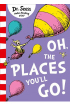 Купити - Книжки - Oh, The Places You'll Go!