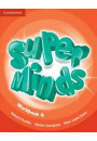 Купити - Super Minds. Level 4. Workbook