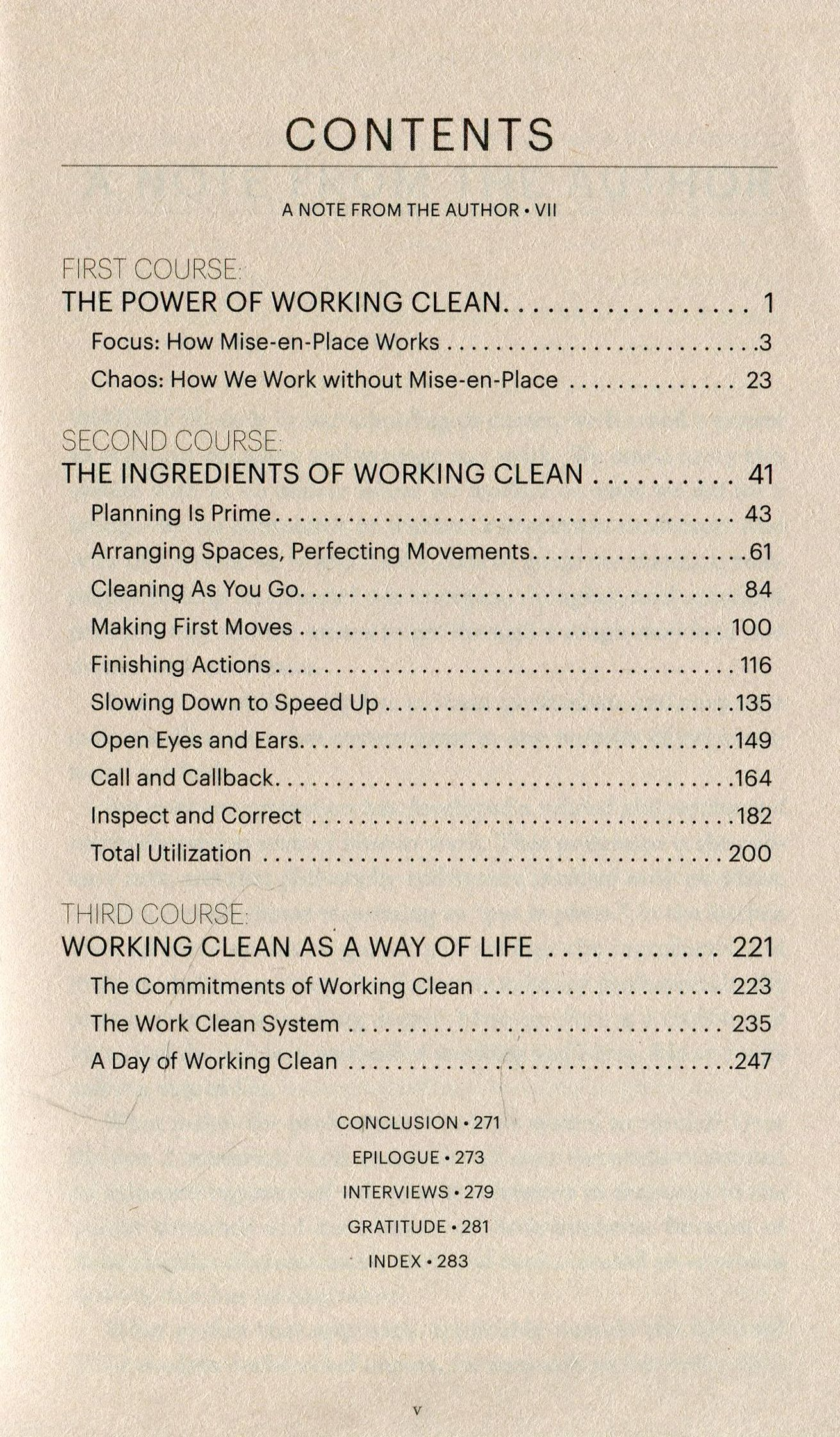 Книга «Work Clean: The Life-Changing Power of Mise-en-Place to Organize Your Life, Work and Mind», автора Ден Чарнас – фото №2 - мініатюра
